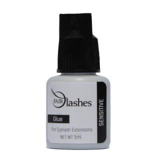 Lepidlo na řasy SENSITIVE GLUE - 5 ml