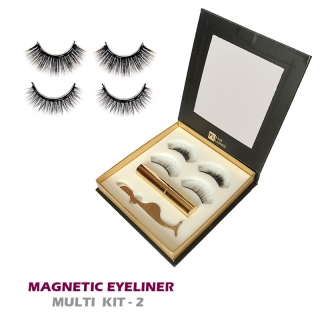 Magnetický set: MAGNETIC EYELINER KIT -2